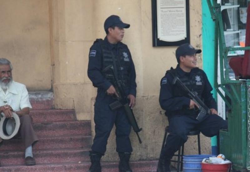 """В Мексике задержан лидер крупного наркокартеля по прозвищу """"Пепел"""""""