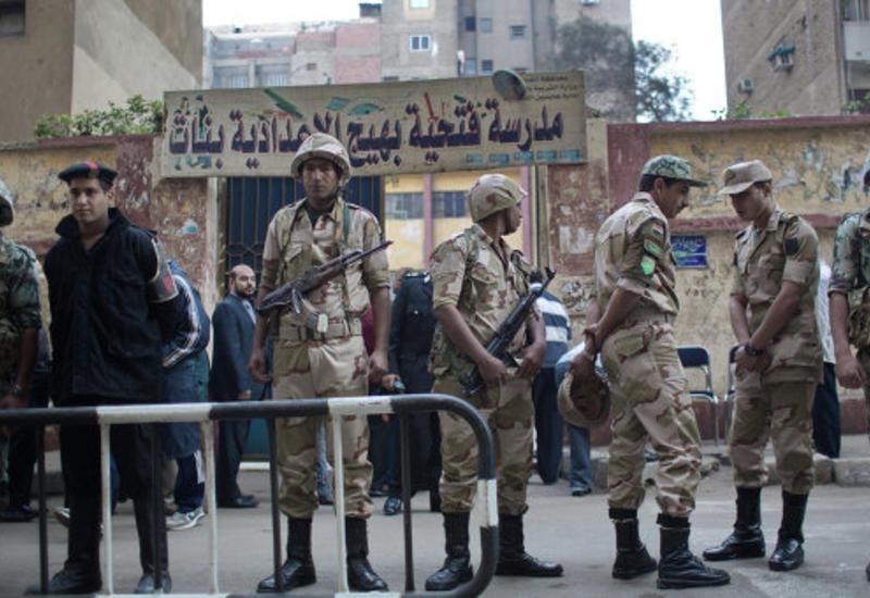Египетские силовики уничтожили четверых террористов под Каиром