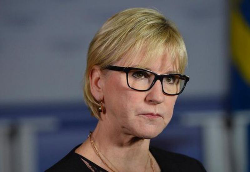 Глава МИД Швеции посетит Азербайджан