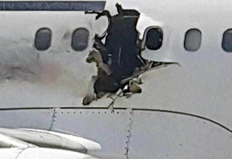 "Бомбу, взорвавшуюся в аэробусе в Сомали, пронесли на борт в ноутбуке <span class=""color_red"">- ВИДЕО</span>"