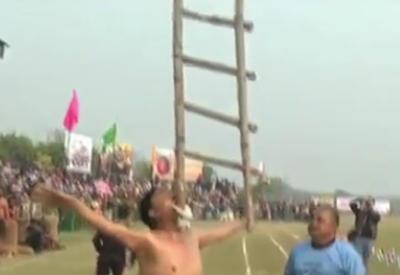 """В Индии стартовали Сельские Олимпийские игры <span class=""""color_red"""">- ВИДЕО</span>"""