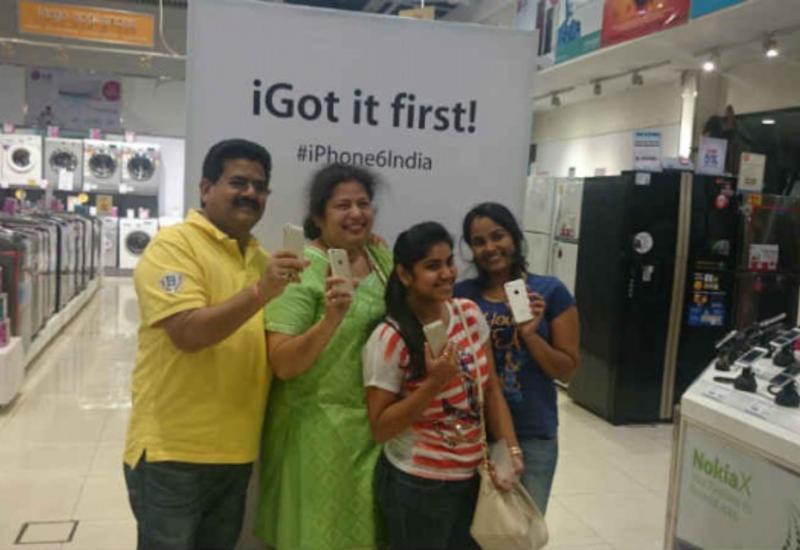 Apple разрешили открыть магазины в Индии