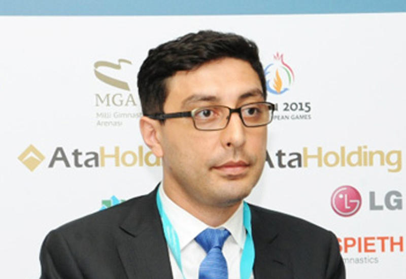 Фарид Гаибов о предстоящем первом Кубке мира по спортивной гимнастике в Баку