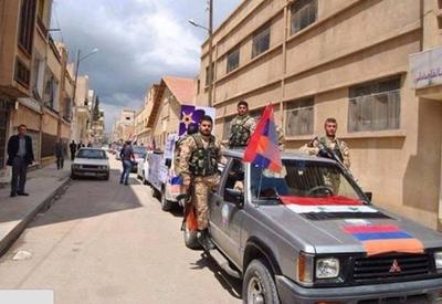 """Армяне в панике - власти подставляют их под удар """"ИГ"""""""