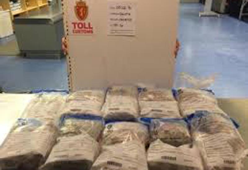 Китайский турист привез в Осло 125 кг монет