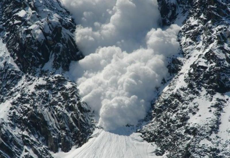 В Индии солдат выжил после шести дней под лавиной