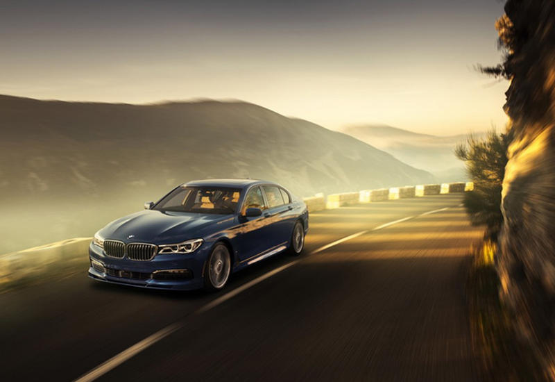 "Alpina построила BMW B7 вместо баварцев <span class=""color_red"">- ФОТО</span>"
