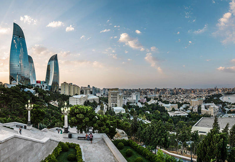 Неделя в Баку начнется жарко