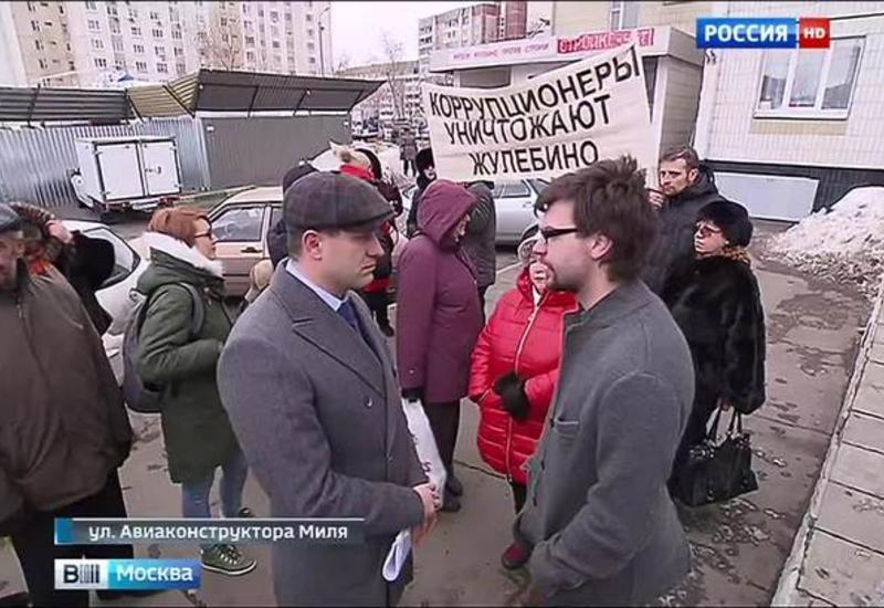 В Москве треснула жилая многоэтажка
