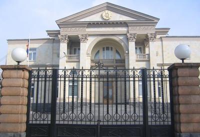 Воровская сходка в резиденции Сержа Саргсяна