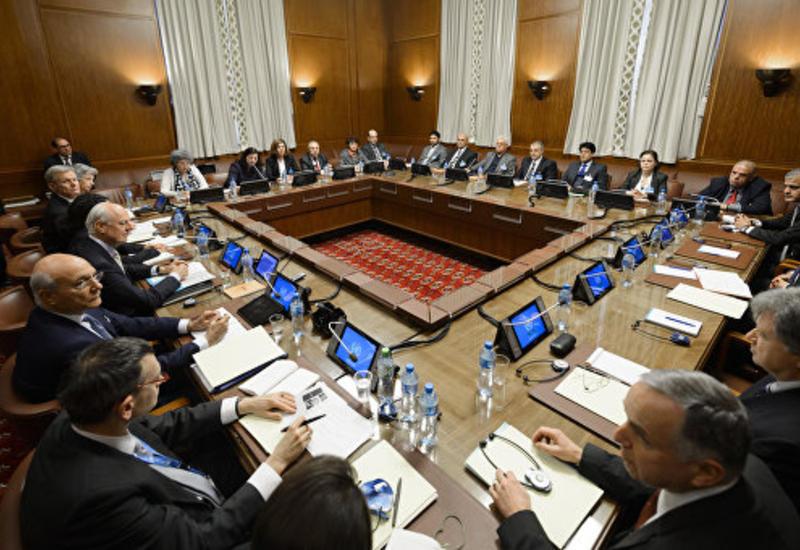 Стороны переговоров по Сирии согласовали текст заявления