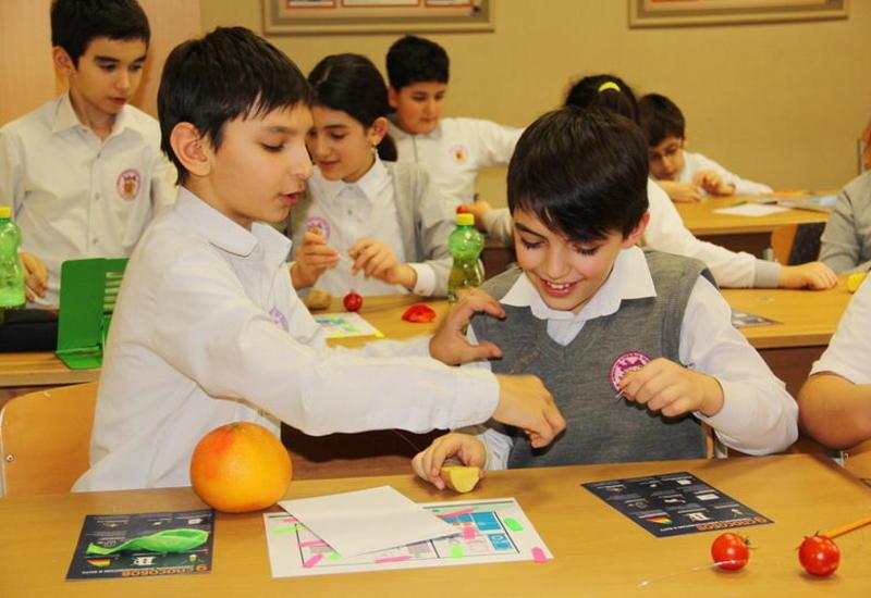 """IDEA реализует программу экологического обучения школьников <span class=""""color_red"""">- ФОТО</span>"""