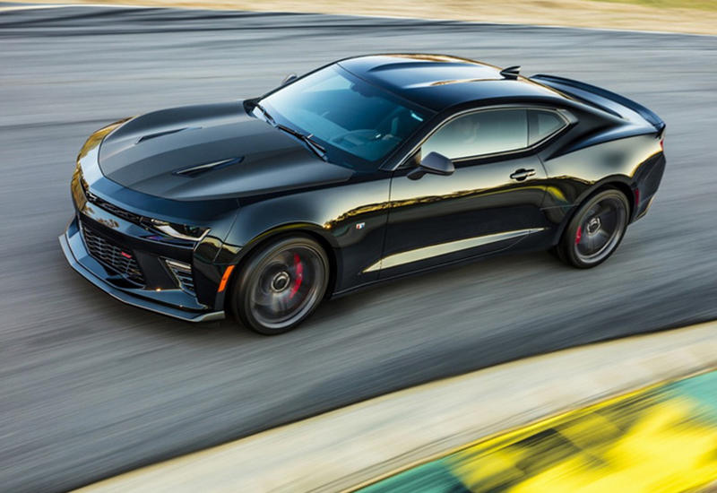 """Chevrolet адаптировала доступную версию Camaro для гоночных трасс <span class=""""color_red"""">- ФОТО</span>"""