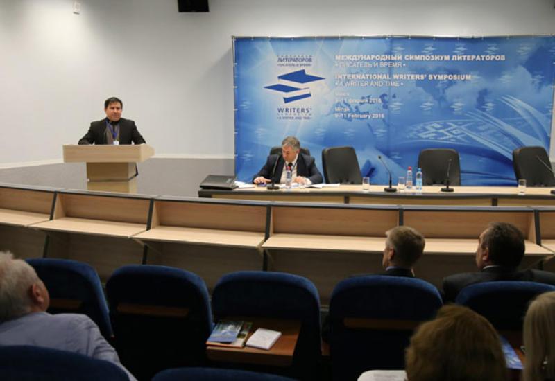 Азербайджанские книги представлены на выставке в Минске