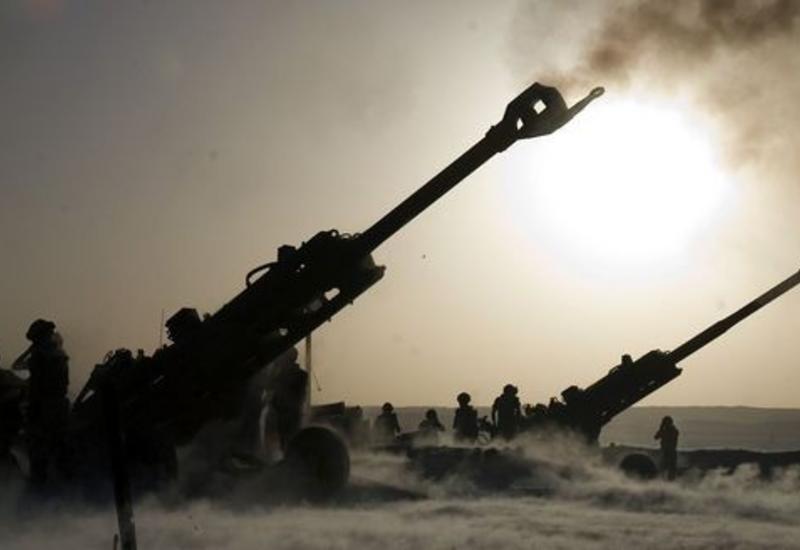 Турецкие военные обстреляли курдов на севере Сирии