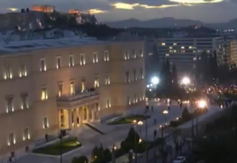"""Протесты фермеров охватили всю Грецию <span class=""""color_red"""">- ВИДЕО</span>"""