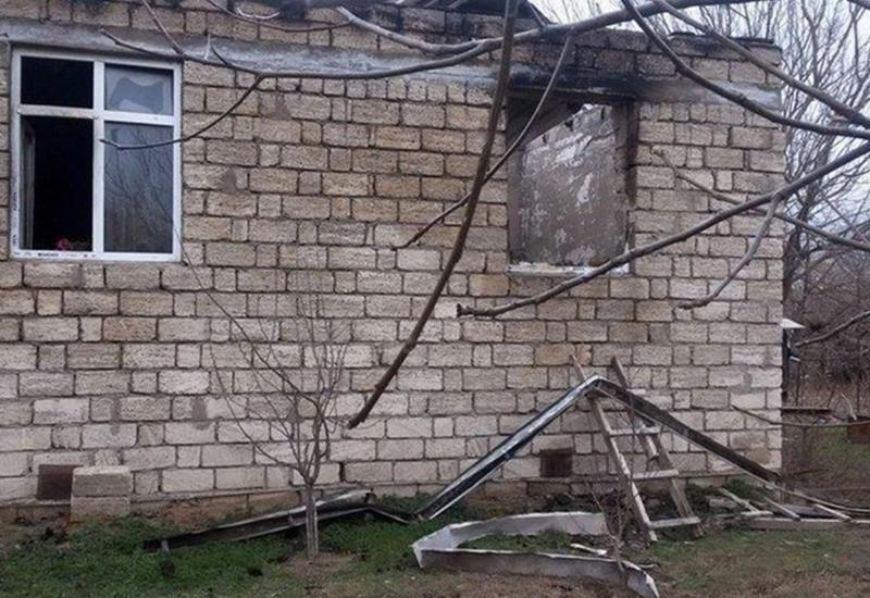 """В Сумгайыте ограбили и сожгли дом <span class=""""color_red"""">- ФОТО</span>"""