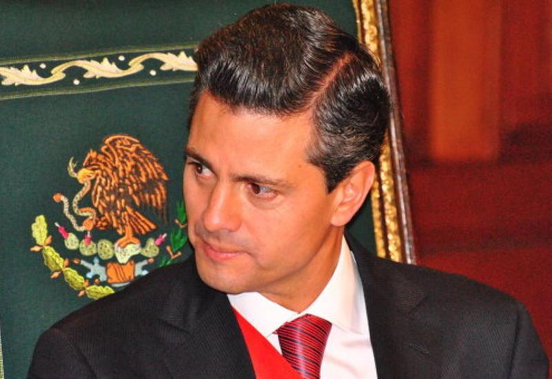Президент Мексики встретился с папой Римским