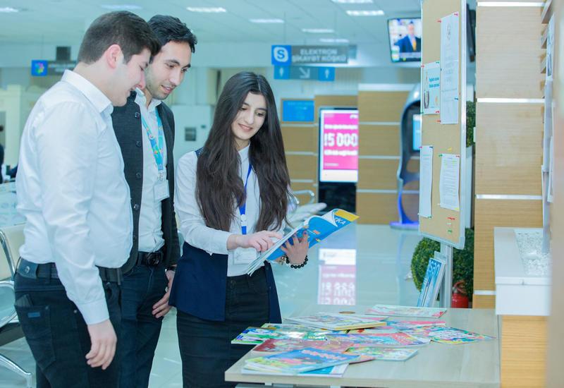 """В Азербайджане стартует акция """"Сегодняшний читатель - завтрашний строитель"""" <span class=""""color_red"""">- ФОТО</span>"""