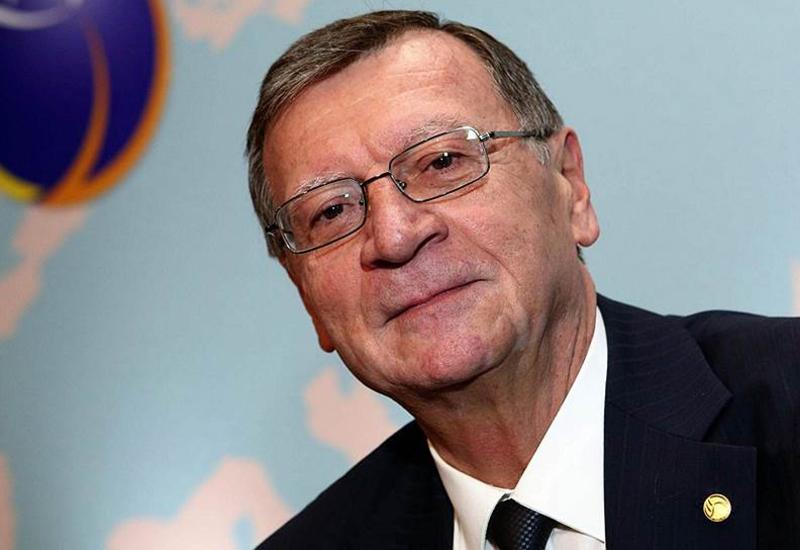 Глава Европейской Конфедерации волейбола прибыл в Баку