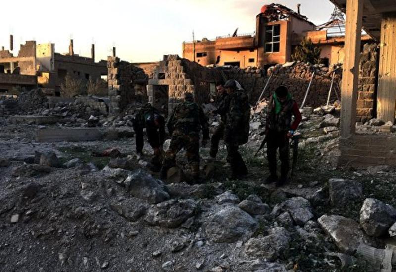 """Армия Сирии продолжит наступление к опорному пункту """"ИГ"""" в Ракке"""