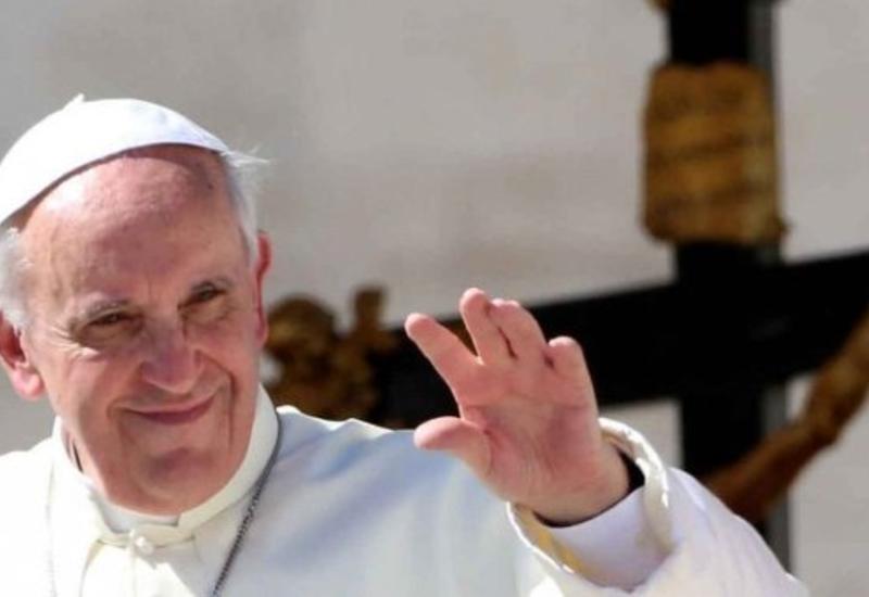 Папа Римский призвал церковь противостоять вызову наркомафии