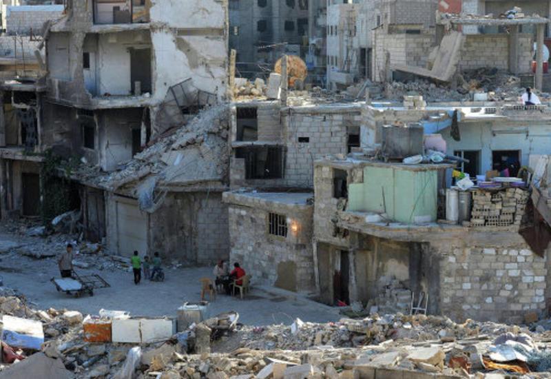 В Сирии при артобстреле со стороны Турции погибли 30 курдских боевиков