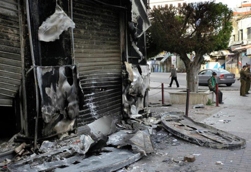 Сирийская армия установила контроль над двумя населенными пунктами в Латакии