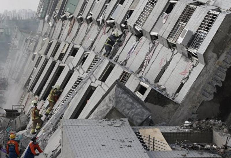 Пекин поможет семьям жертв землетрясения на Тайване