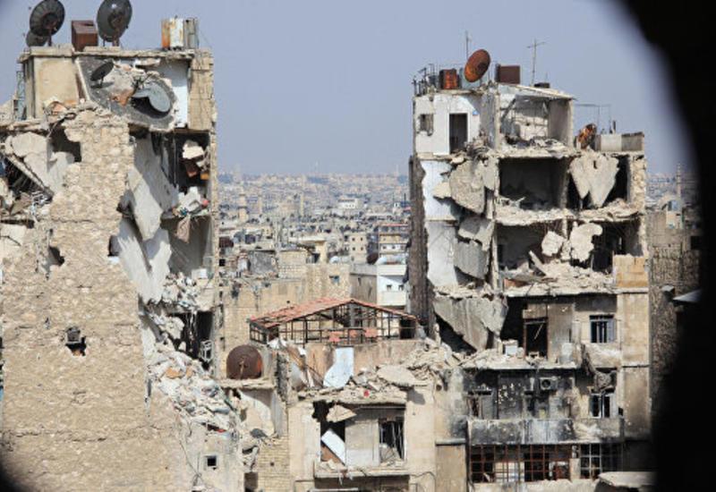 США требуют от Турции прекратить бомбить Алеппо