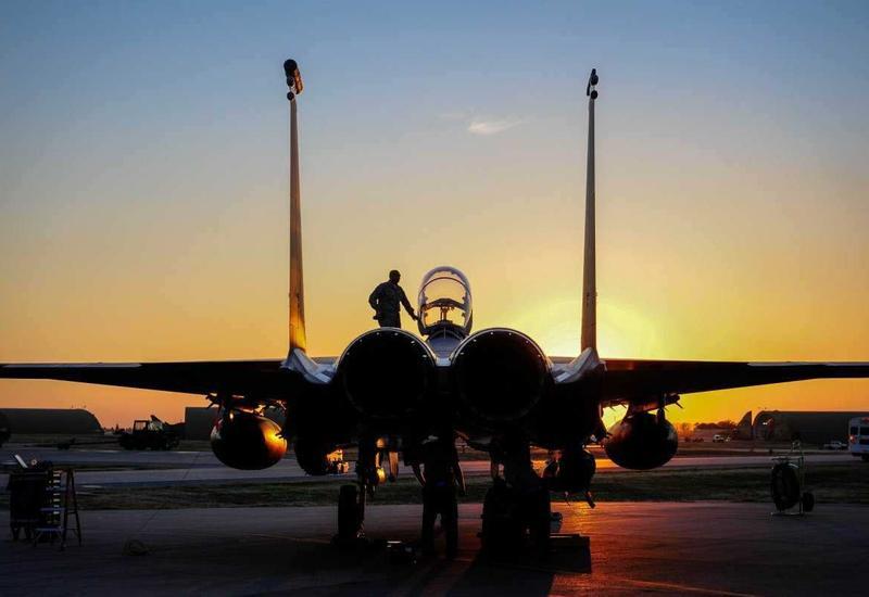 Военные самолеты Саудовской Аравии размещены на авиабазе в Турции