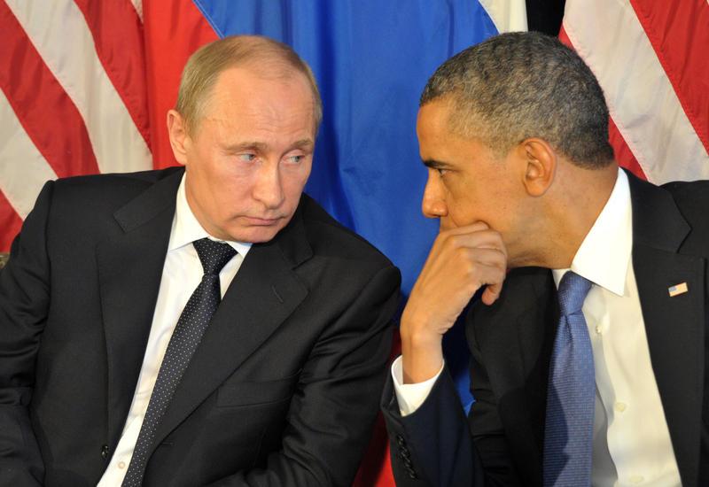 Путин и Обама обсудили сирийский кризис