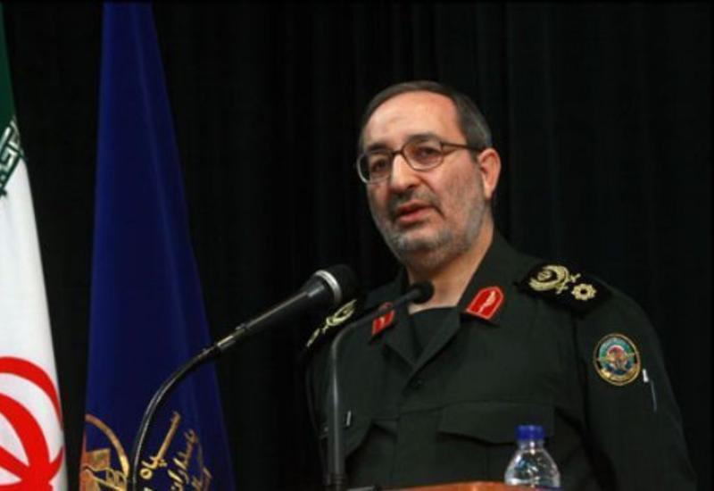 Иранский генерал: Тегеран не позволит обострять ситуацию в Сирии