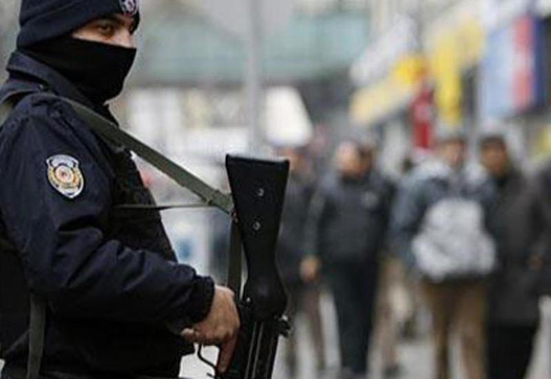 İstanbulda 11 terrorçu saxlanıldı