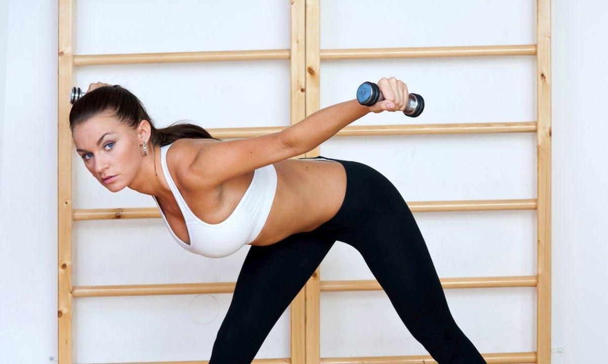 какие можно делать упражнение чтобы похудеть