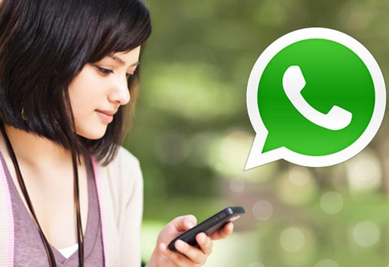 """""""WhatsApp""""dan yeni sürpriz gəlir"""