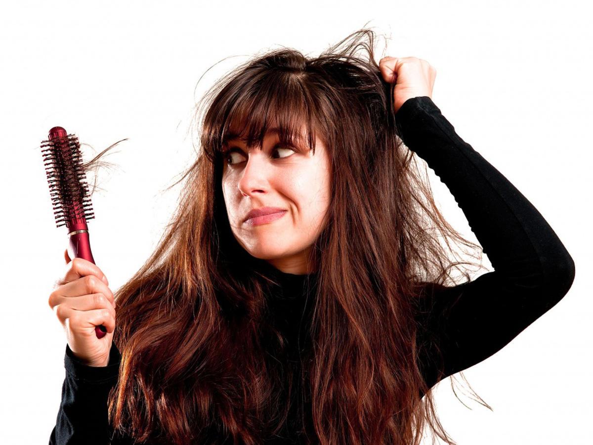Сонник волосы выпадают клочьями