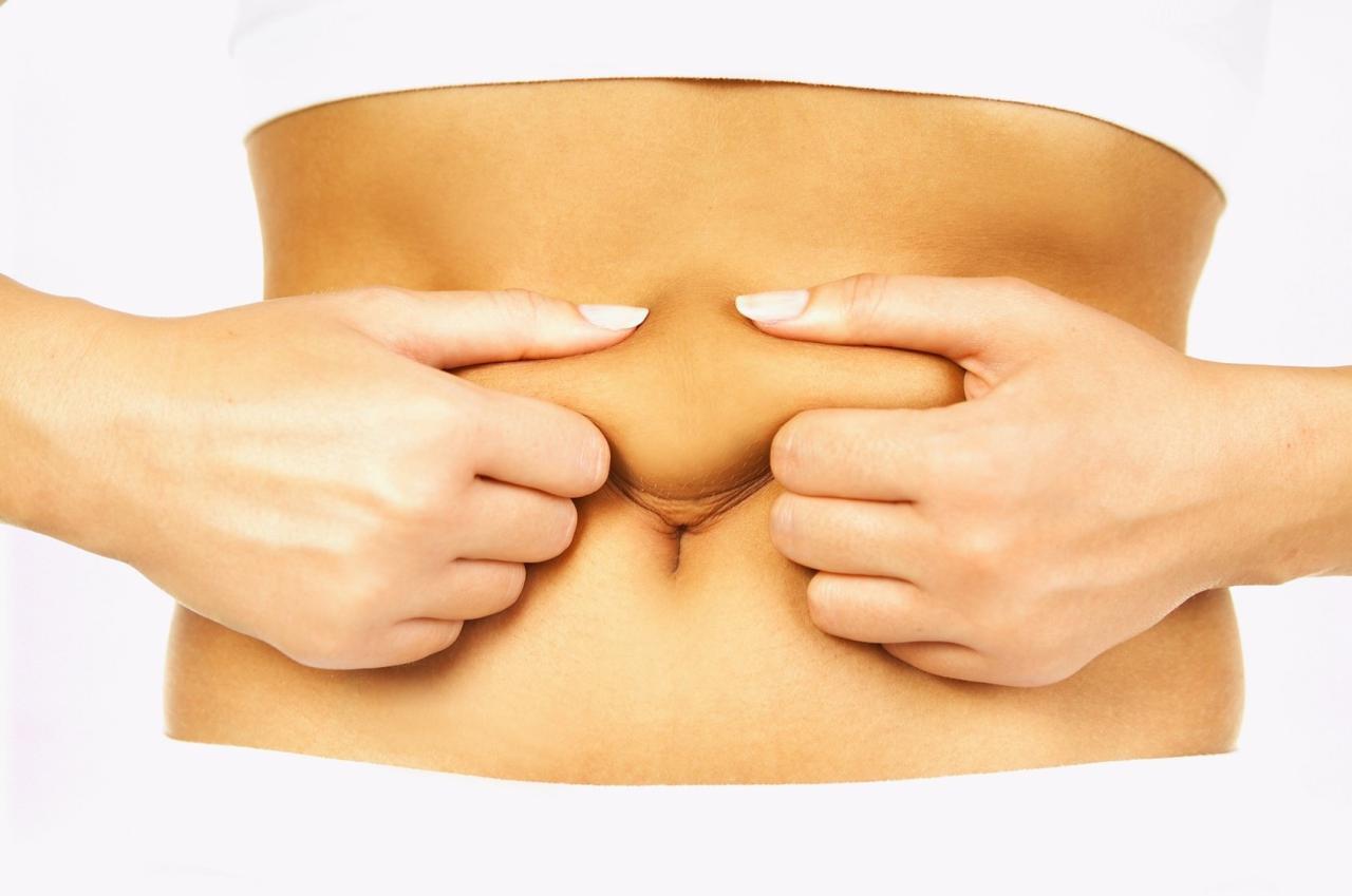 почему не уходит жир с живота психосоматика