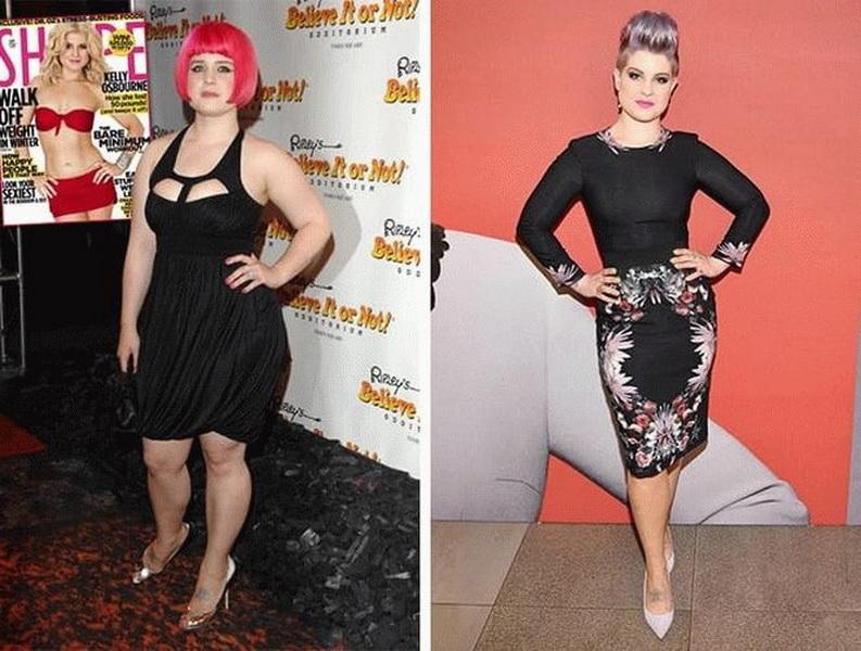 как похудели реально люди