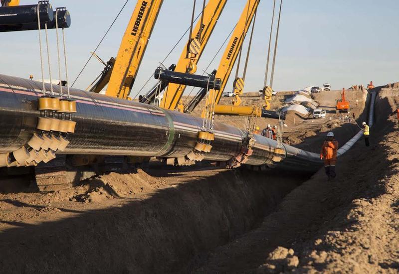 Турция ускорила строительство TANAP