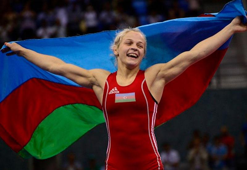 Азербайджанский борец возглавляет мировой рейтинг