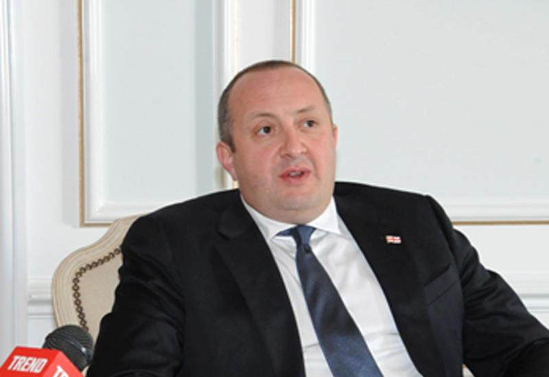 Георгий Маргвелашвили: Грузия и Азербайджан являются стратегическими партнерами