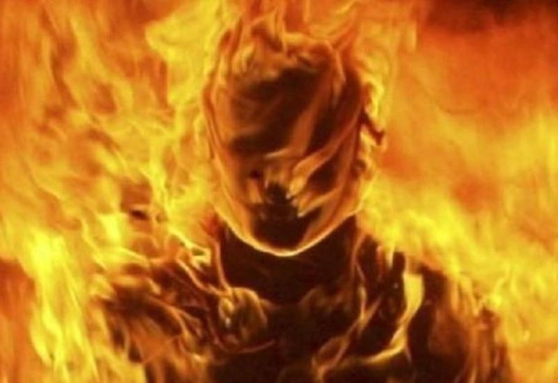 Житель Еревана устроил самосожжение