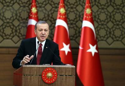 Эрдоган призвал западных политиков отреагировать на события во Франции