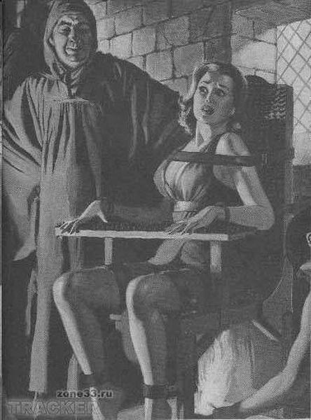 Пытка пениса девочкой