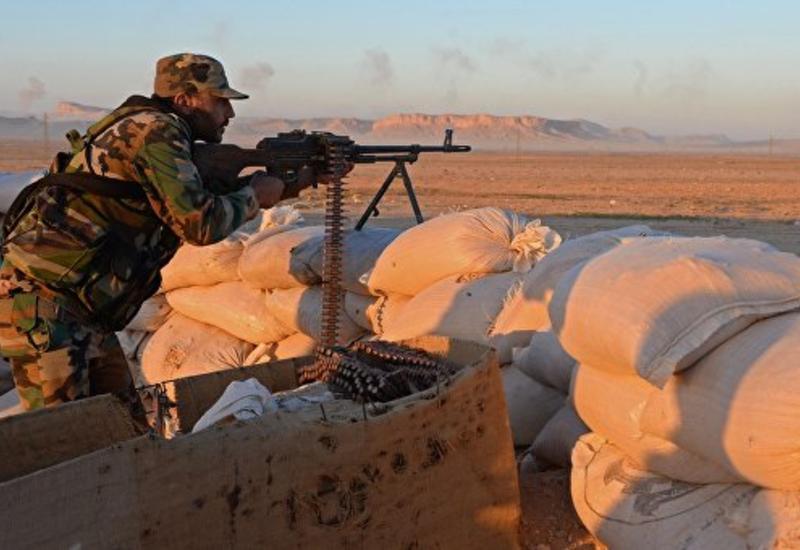 Сирия вновь обстреливает Турцию