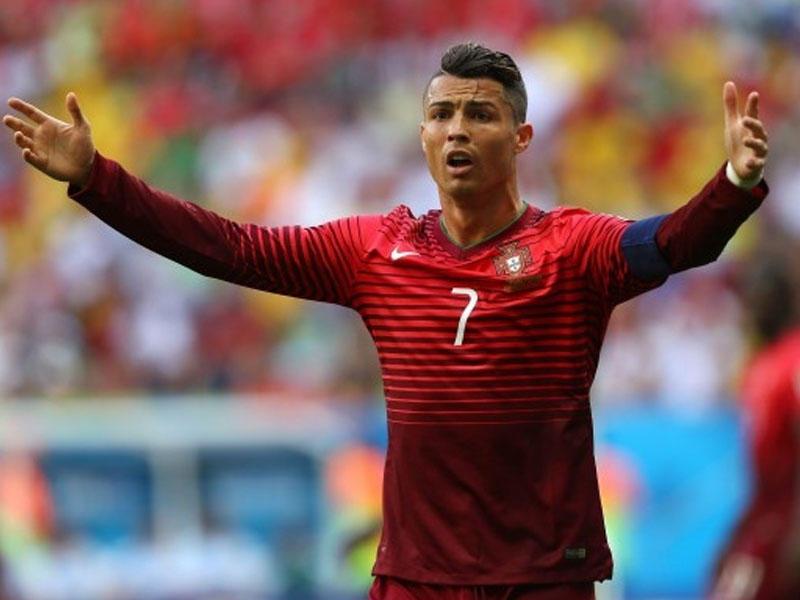 Роналду стал лучшим бомбардиром среди действующих футболистов сборных из Европы - Фото