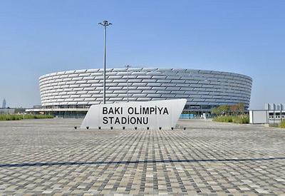Bakı Olimpiya Stadionu dünyanın ən yaxşıları sırasında