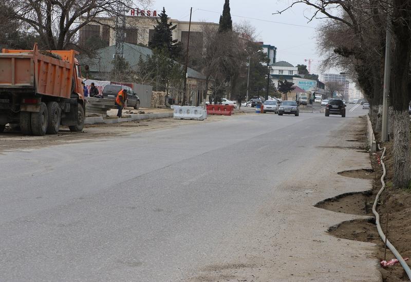 Пробок на выезде из Баку будет еще меньше