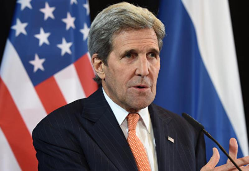 Керри: США привержены содействию урегулированию карабахского конфликта